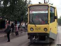 45 трамвай