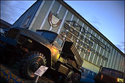 Губернатор Олег Ковалев посетил Рязанский военный автомобильный институт