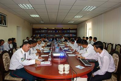 В вузе МВД Узбекистана создан Специализированный центр моделирования и симуляции