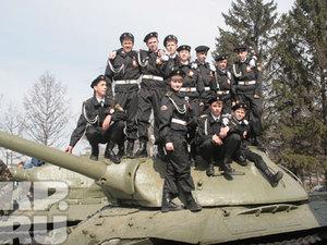 В Красноярском кадетском корпусе проходит финал военно-спортивной игры «Победа»
