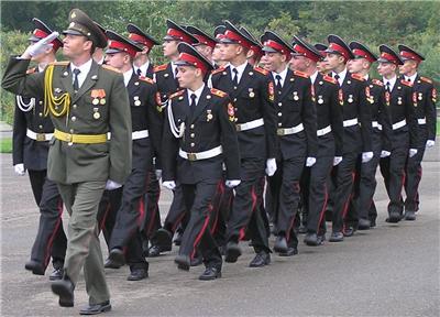 Министр обороны РК принял воспитанников-сирот, обучающихся в Кадетском корпусе МО РК и республиканской школе