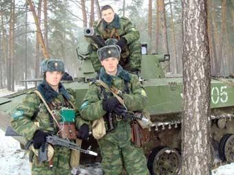 Военные вузы РФ выделили на треть больше мест курсантам-иностранцам