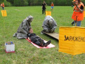 Игра «Зарница-2010» в Коми назвала победителей