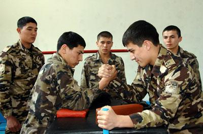 Современное военное учреждение образования