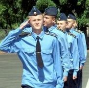 Военные лицеисты Луганска впервые принимают всеукраинскую спартакиаду