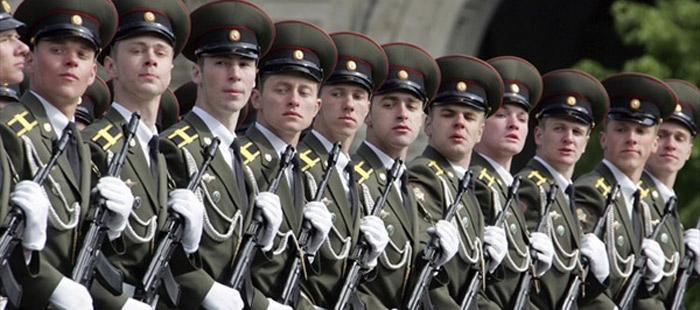 Министерство обороны «заказало» офицеров