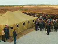 Россия и Монголия начинают совместные военные учения