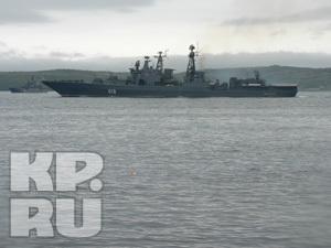 В Баренцевом море начались совместные учения российских и французских военных моряков