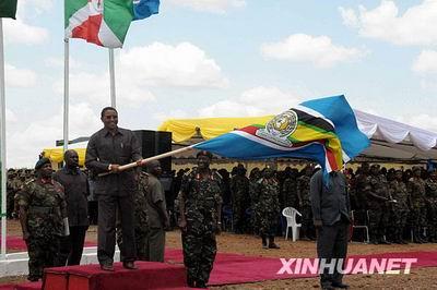 В Танзании начались совместные военные учения Восточноафриканского сообщества