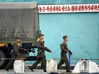 В Северной Корее прошли масштабные военные учения