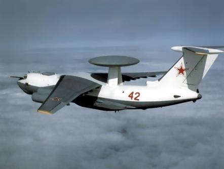 Pоссийский самолет шпионил за учениями НАТО