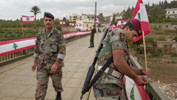 """Движение """"Хезболлах"""" провело военные учения в долине Бекаа В Ливане"""
