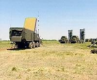 Учения сил ПВО