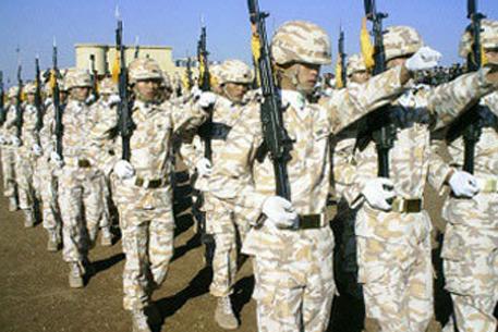 Южнокорейские войска провели учения на границе с КНДР
