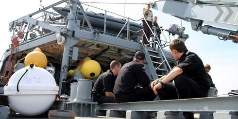 В Балтийском море в конце недели начнутся крупные военные учения
