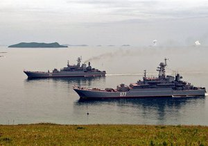 Япония потребовала от России не проводить военные учения в районе Курильских островов