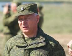 Военную делегацию на учении «Восток-2010» в Забайкалье возглавил начальник Генштаба