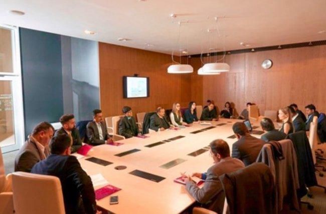 Индийские предприниматели заинтересованы в сотрудничестве с московской ОЭЗ