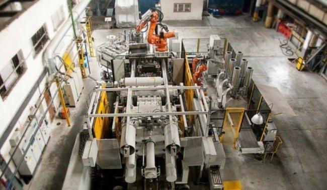 Завод «РосАЛит» из Нижегородской области внедрил новую технологию плавки и разливки алюминия