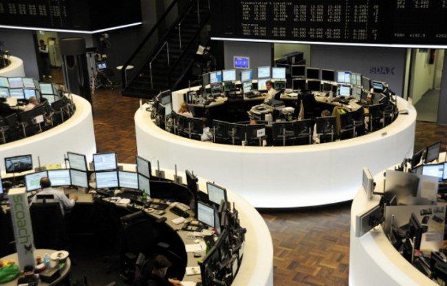 Биржи Европы растут вслед за рынками Азии