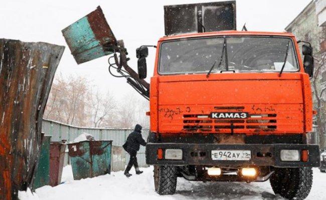 Из кошельков россиян на мусорную реформу вытащат 180 млрд