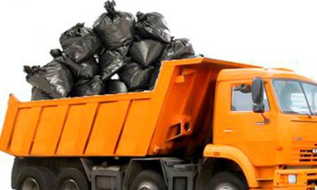 Вывоз мусора - чистота вашей территории