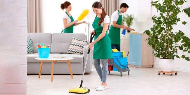 Клининговая компания Cleacom – чистота в каждый дом