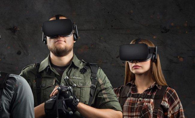 Виртуальная реальность в клубе ANVIO