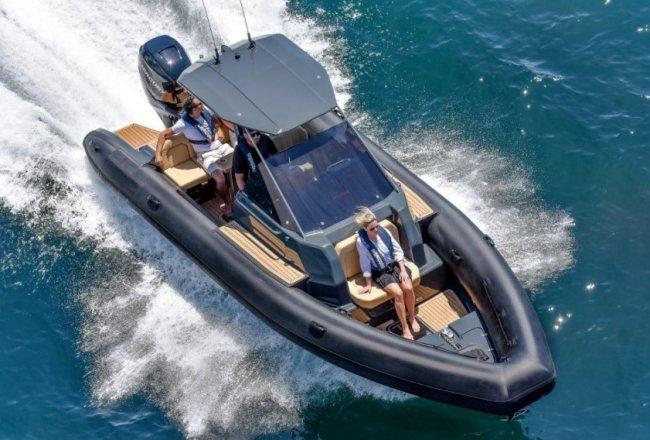 RIB-лодки для туризма, рыбной ловли и охоты